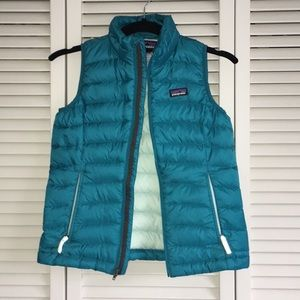 Patagonia Girls Down Vest